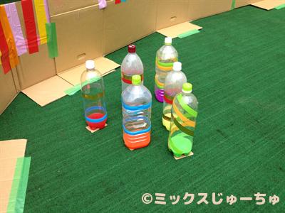 Plastic Bottle Bowling-c2