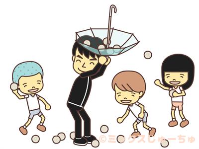 Ball-Toss Game with an Umbrella-c2