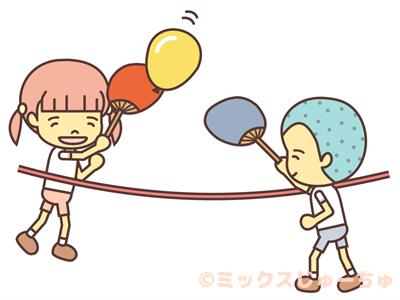 Balloon Badminton-c