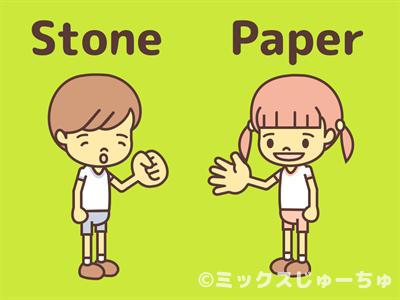 Stone, Paper Game-c01